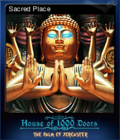 House of 1000 Doors The Palm of Zoroaster Card 6