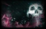Intake Background Intake Skull