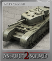 Men of War Assault Squad 2 Foil 05