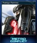 Metro Conflict Card 6