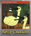 Nelly Cootalot The Fowl Fleet Foil 1