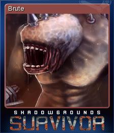 Shadowgrounds Survivor Card 4