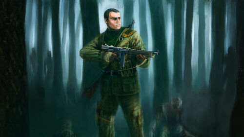 Sniper Elite Nazi Zombie Army 2 Artwork 1