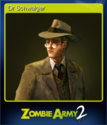 Sniper Elite Nazi Zombie Army 2 Card 3