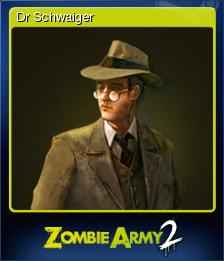 Sniper Elite Nazi Zombie Army 2 Card 3