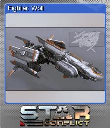 Star Conflict Foil 6