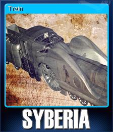 Syberia Card 4