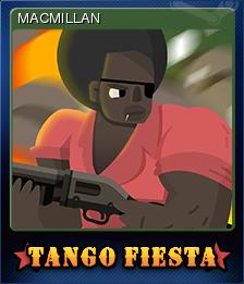 Tango Fiesta Card 2