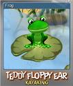 Teddy Floppy Ear Kayaking Foil 1