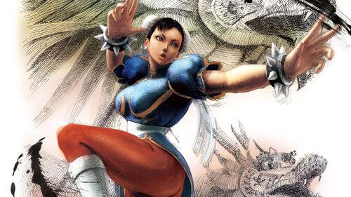 Ultra Street Fighter IV Artwork 02