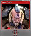 Warhammer 40,000 Dawn of War II Foil 12