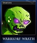 Warriors' Wrath Card 6