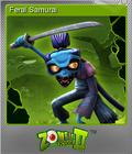 Zombie Tycoon 2 Brainhov's Revenge Foil 4