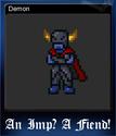 An Imp A Fiend Card 4
