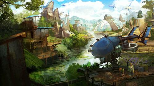 Anno 2070 Artwork 2