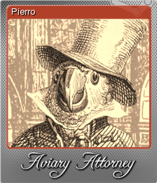 Aviary Attorney Foil 4