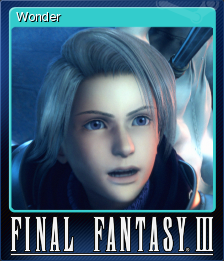 FINAL FANTASY III Card 9