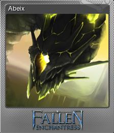 Fallen Enchantress Legendary Heroes Foil 11