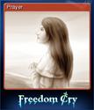 Freedom Cry Card 3