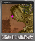 Gigantic Army Foil 3
