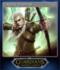 Guardians of Middle-earth Card 5