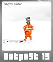Outpost 13 Foil 1