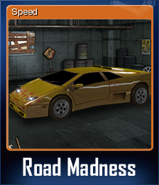 Road Madness Card 6