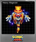Sonic Mania Foil 3