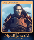 SpellForce 2 - Demons of the Past Card 3