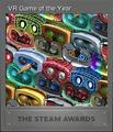 Steam Awards 2019 Card 3