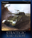 Strategic War in Europe Card 7