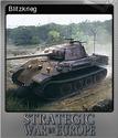 Strategic War in Europe Foil 4