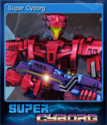 Super Cyborg Card 5