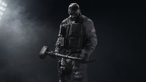Tom Clancy's Rainbow Six Siege Artwork 03