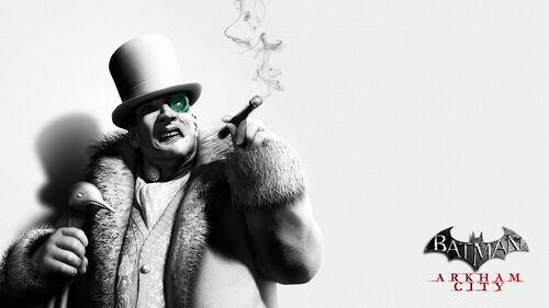 Batman Arkham City - Game of the Year Edition Artwork 4