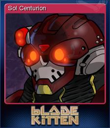 Blade Kitten Card 06