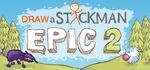 Draw a Stickman EPIC 2 Logo