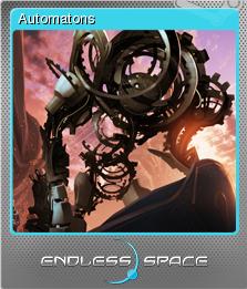 Endless Space Foil 1