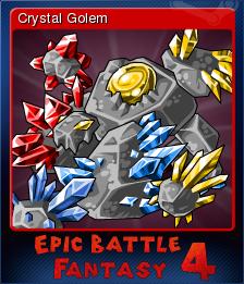 Epic Battle Fantasy 4 Card 07