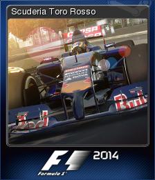 F1 2014 Card 10
