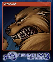 Millennium 3 Cry Wolf Card 3