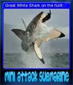 Mini Attack Submarine Card 1