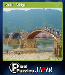 Pixel Puzzles Japan Card 10
