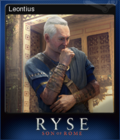 Ryse Son of Rome Card 05