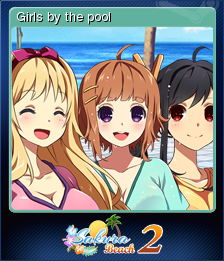 Sakura Beach 2 Card 4