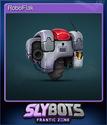 Slybots Frantic Zone Card 1