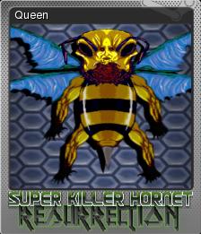 Super Killer Hornet Resurrection Foil 09