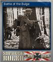 Supreme Ruler 1936 Foil 6