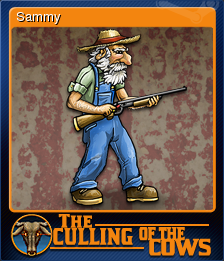 The Culling Of The Cows Card 7