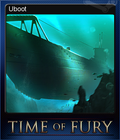 Time of Fury Card 1